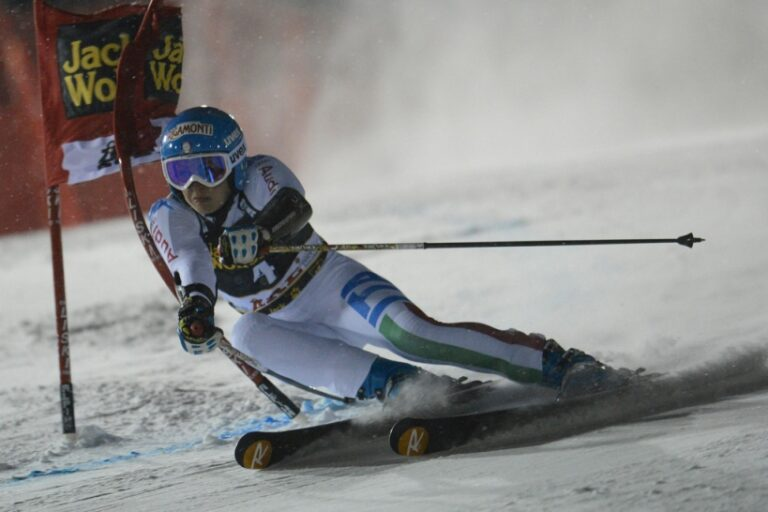 Doppio Slalom per la Curtoni