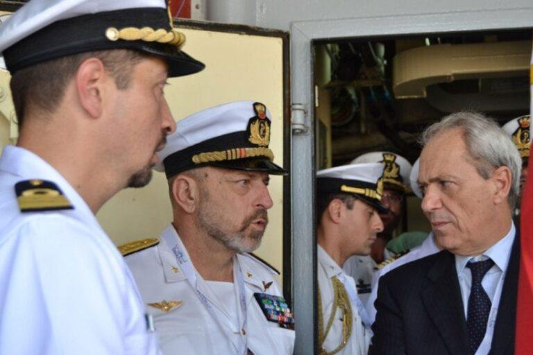 La Marina all'International Defence Exhibition and Conference di Abu Dhabi