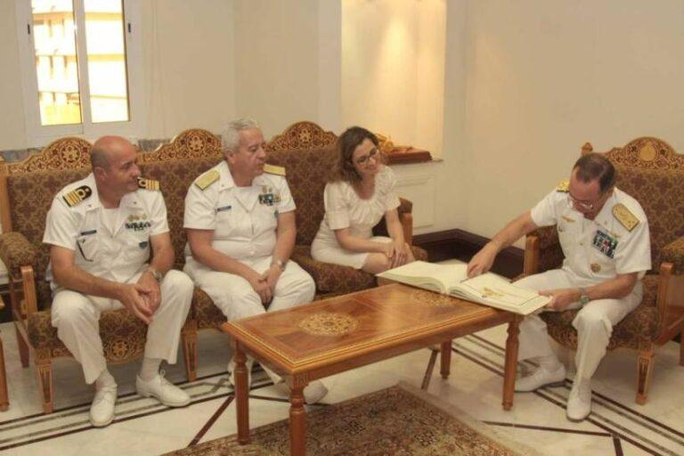 Cooperazione Internazionale: Nave San Marco in sosta in Oman