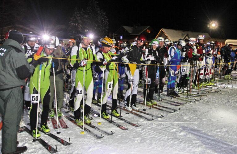 CaSTA 2013: Gara di Sci Alpinismo