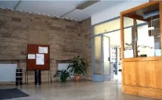 Torino: l'istituto per Geometri Alvar Aalto
