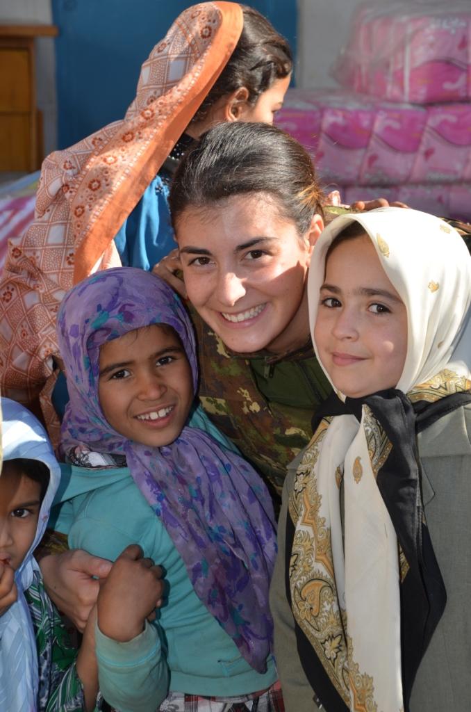 L'8 Maggio delle Donne italiane in Afghanistan