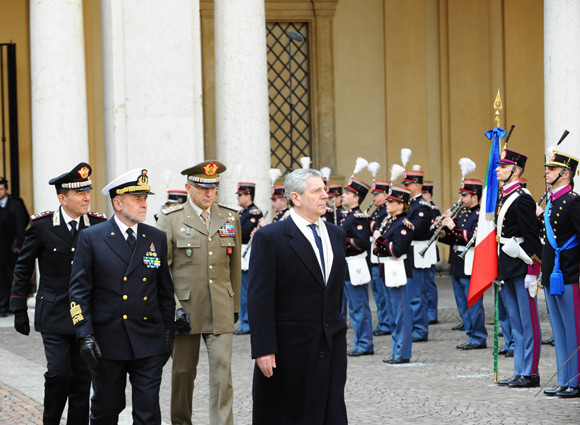 """Accademia di Modena: giura il 194° Corso """"Coraggio"""""""