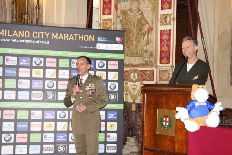 Conferenza Stampa Milano City Marathon
