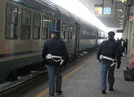 Controllati treni e ferrovie in tutt'Italia
