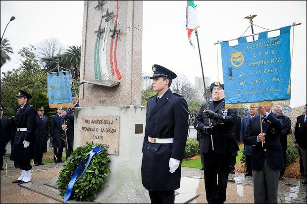 Festeggiati a La Spezia i 90 anni dell'A.M.