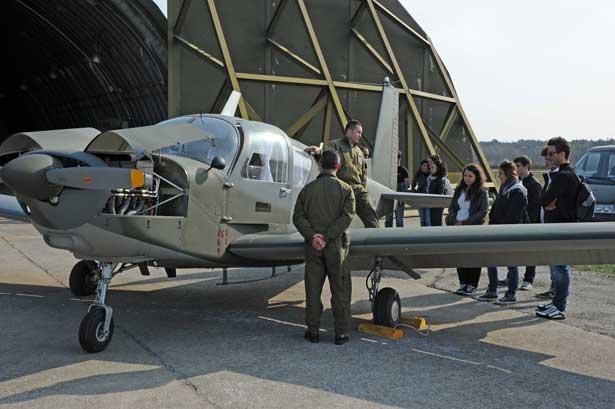 L'Aeronautica Militare e i giovani