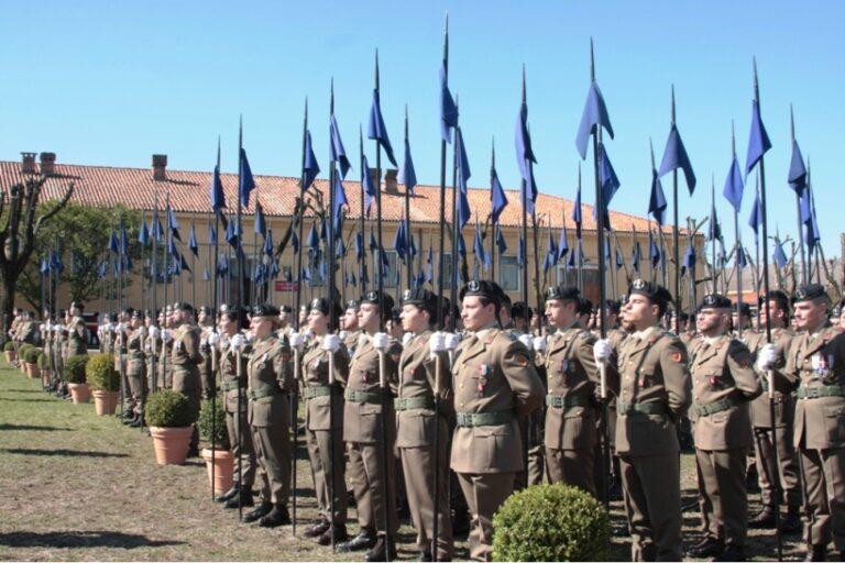 Piemonte Cavalleria celebra la Festa di Corpo
