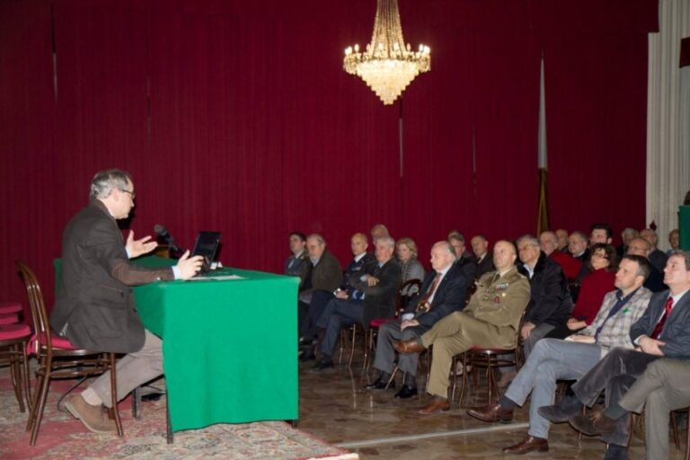 """A Castelvecchio la presentazione del libro """"Verona, un territorio fortificato"""""""