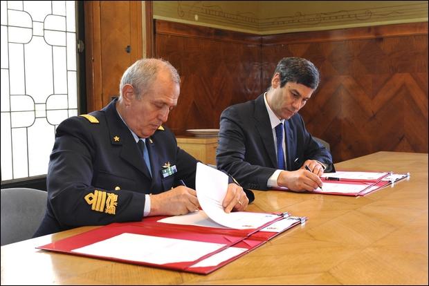 AM ed ENAC firmano accordo tecnico