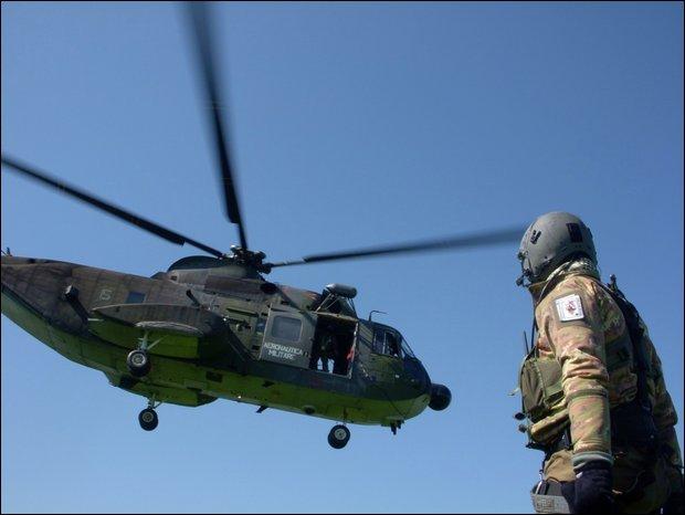 L'Aeronautica Militare alla Sater 01/2013
