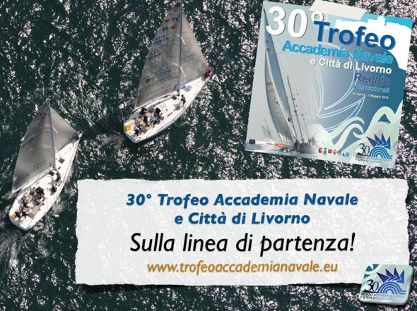 Livorno: Il Trofeo Accademia Navale al via!