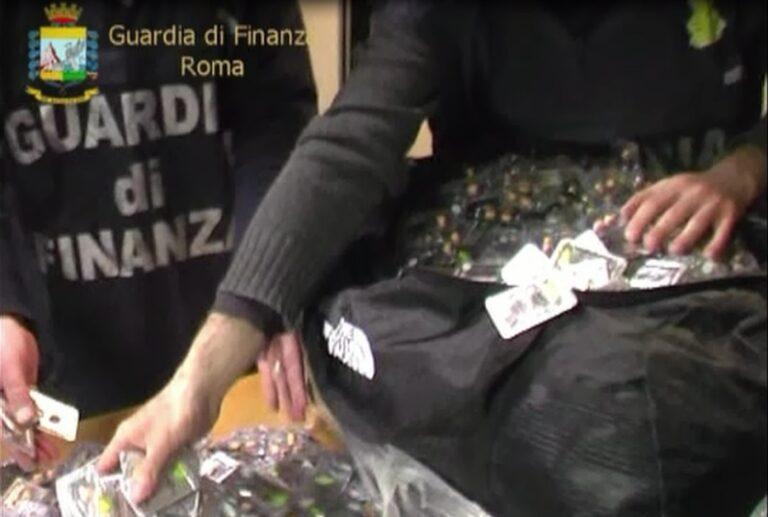 ROMA: MAXI SEQUESTRO DI FARMACI STIMOLANTI CONTRAFFATTI PROVENIENTI DALLA CINA. DUE DENUNCIATI