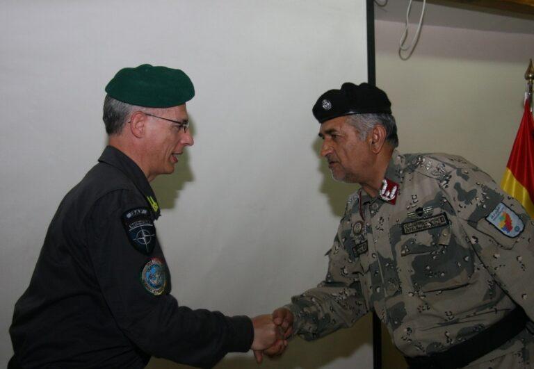 completato il 2° corso di formazione a favore della Polizia di Frontiera Afghana