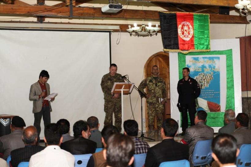 Afghanistan: simposio in materia di coordinamento tra forze di polizia e autorità giudiziaria a favore della polizia afghana