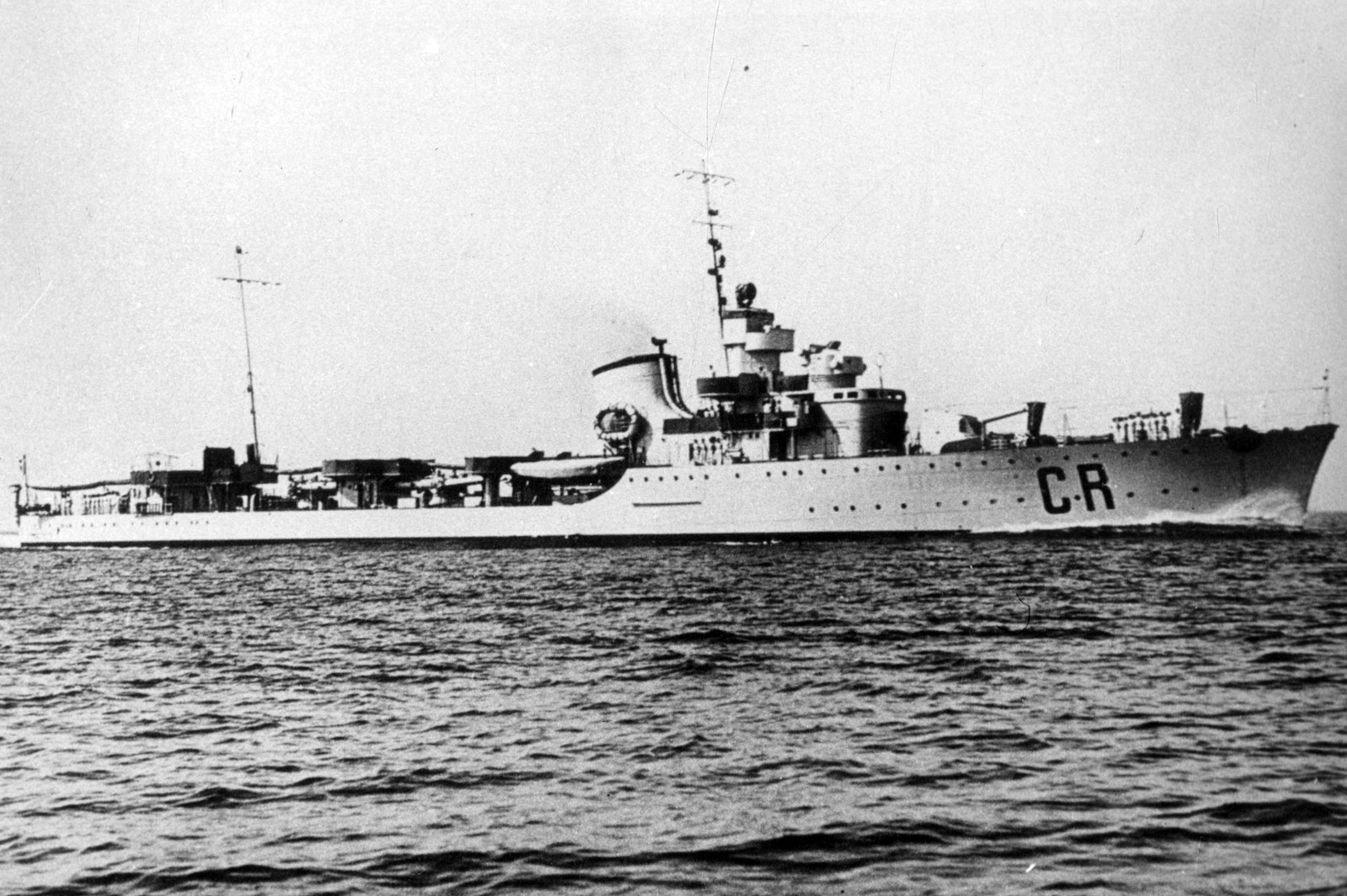 24 maggio 1941 – Affondamento del 'Conte Rosso'