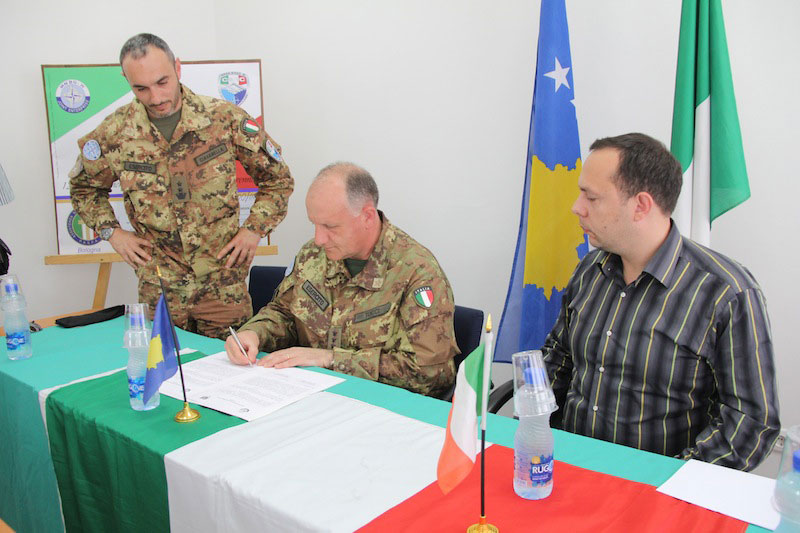 CIMIC in Kosovo