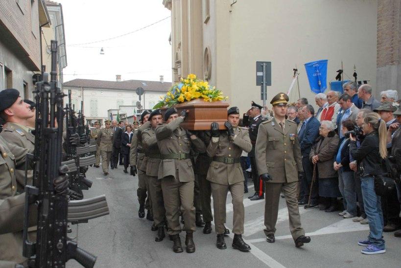 Esequie Gen. C.A. Bonifazio Incisa Di Camerana
