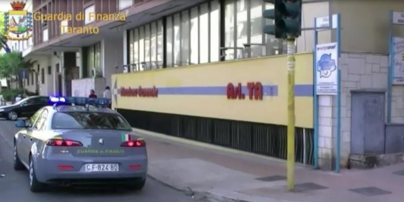 GUARDIA DI FINANZA TARANTO RIMBORSI SPESE PER TRAPIANTI MAI SOSTENUTE SCOPERTA TRUFFA ALL'ASL – 8 DENUNCE