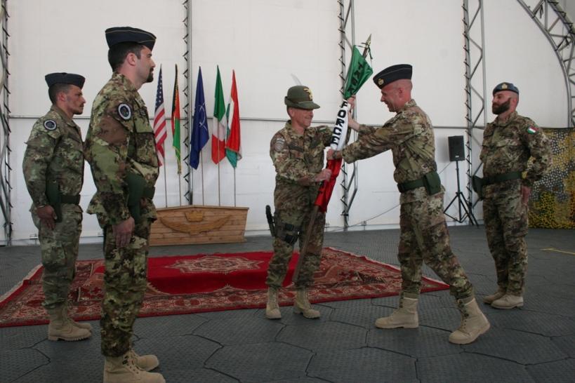 Afghanistan: cambio di comando degli advisor dell'Aeronautica Militare a Shindand