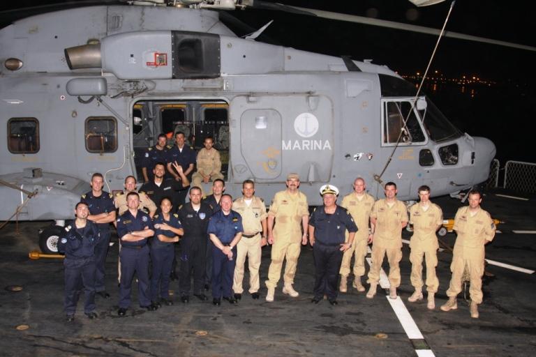 Impegno continuo della Marina Militare in Anti Pirateria