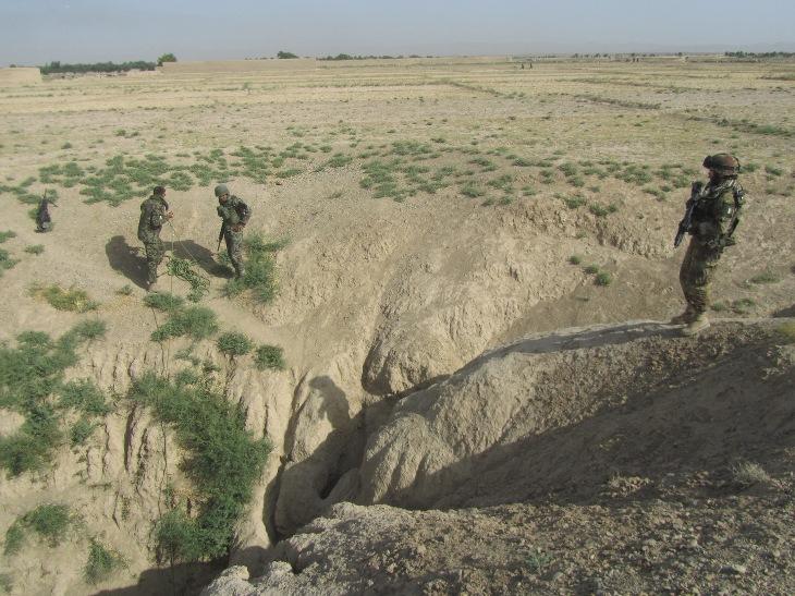 Afghanistan: operazione 'Deep Impact' – la TSU-C a supporto dei militari afghani