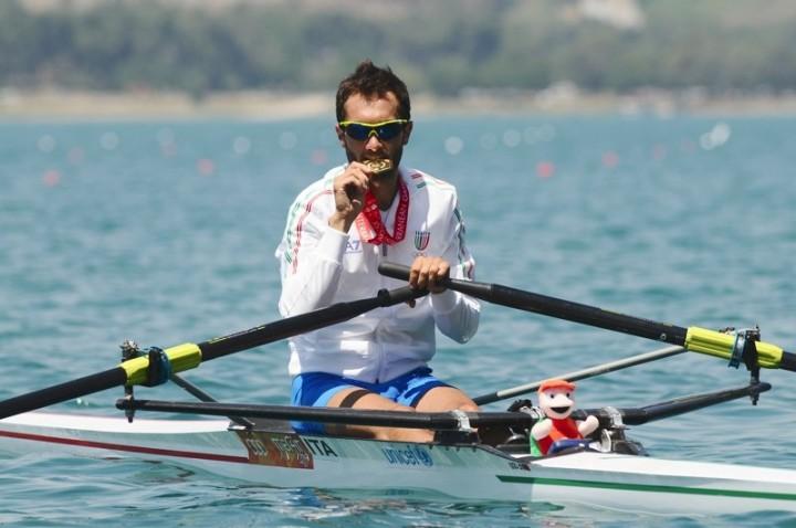 Canottaggio: Oro per Ruta ai Giochi del Mediterraneo
