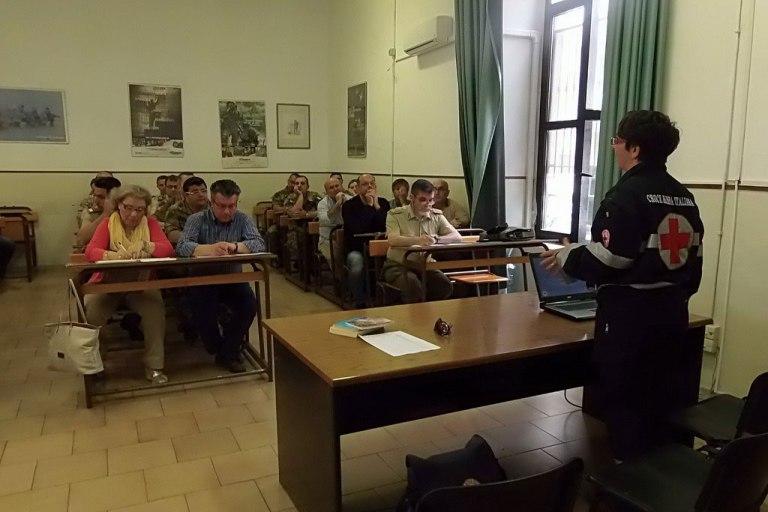 """Diritto Internazionale Umanitario al CME """" Puglia """""""