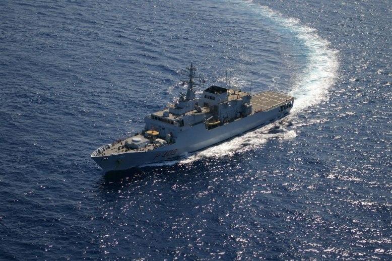 Marina Militare: Nave Sirio soccorre migranti
