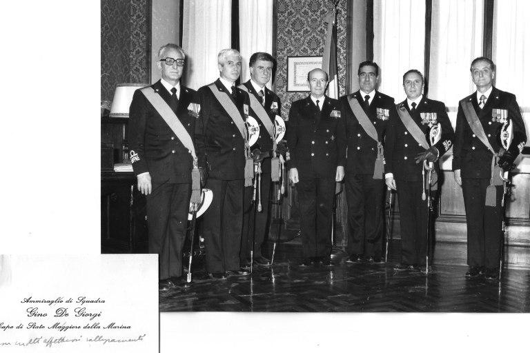 """Senatore Severino Fallucchi… il marinaio che """"diede le Ali alla Marina"""""""