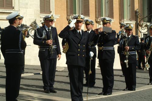 Periferia romana, assetata di Musica Militare!