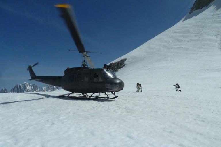 Addestramento Warfare in ambiente Alpino