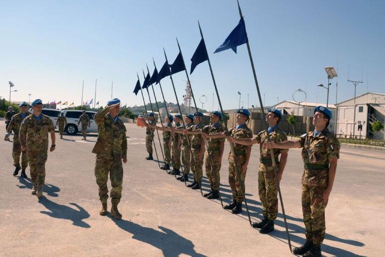 Force Comander UNIFIL Visita il Sector West