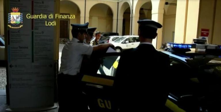 Concussione: Guardia Di Finanza arresta un altro Ispettore della A.S.L. di Lodi