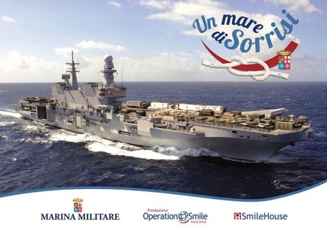 Marina Militare: la Missione umanitaria con Operation Smile e Croce Rossa Italiana giunge al giro di boa in Sudafrica.