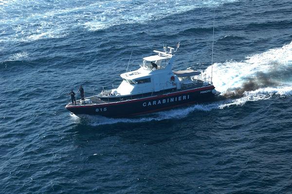 Ostia (RM) – Furto di una imbarcazione da diporto, arrestate 4 persone