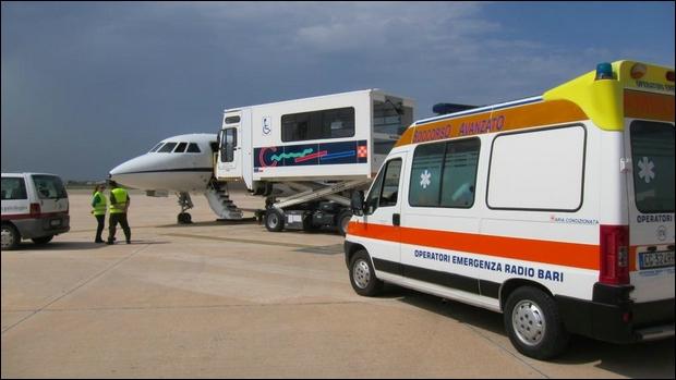 Trasporto sanitario d'urgenza