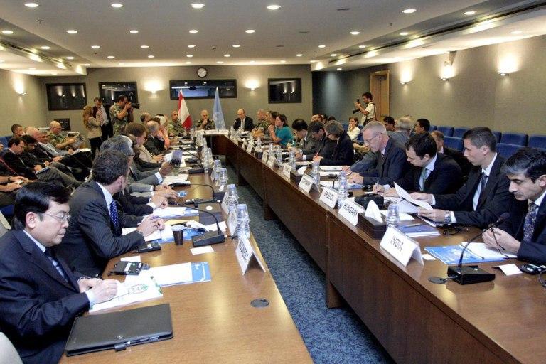 Vertice sulla Missione UNIFIL a Beirut