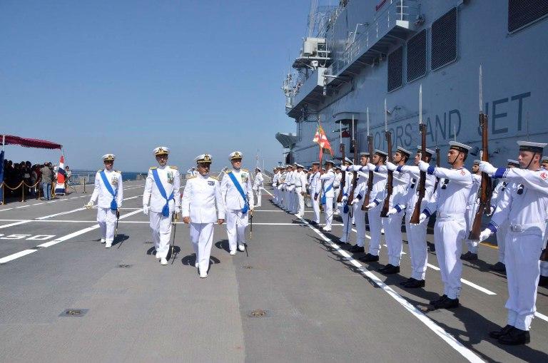 Squadra Navale: cambio al vertice dei Comandi Operativi a Taranto, La Spezia e Augusta