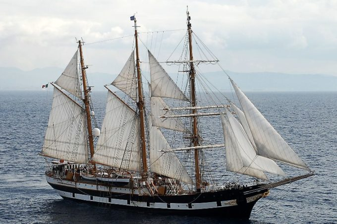 Marina Militare: Nave Palinuro a Trieste