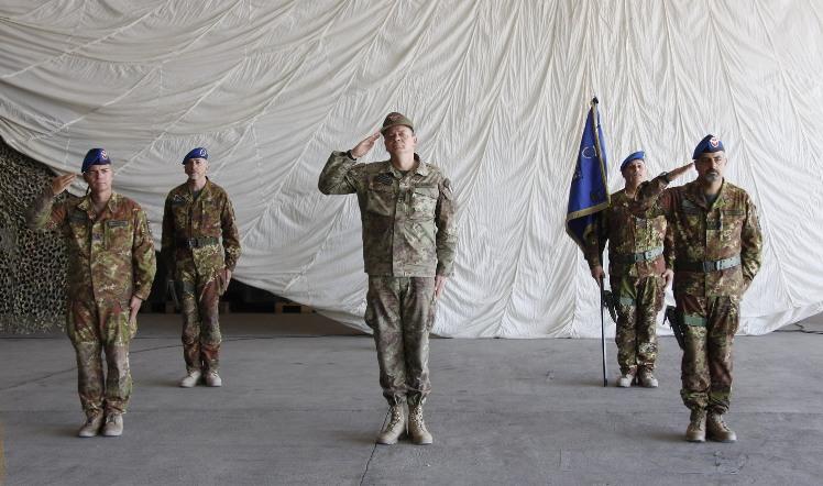 Afghanistan: cambio al vertice della Task Force 'Fenice'