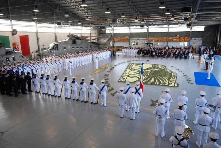 Commemorazioni per i 100 anni dell' Aviazione Navale