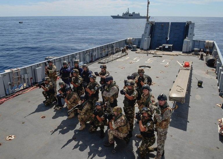 Medex 13 - Dialogo Italo-Algerino per la sicurezza sul mare -