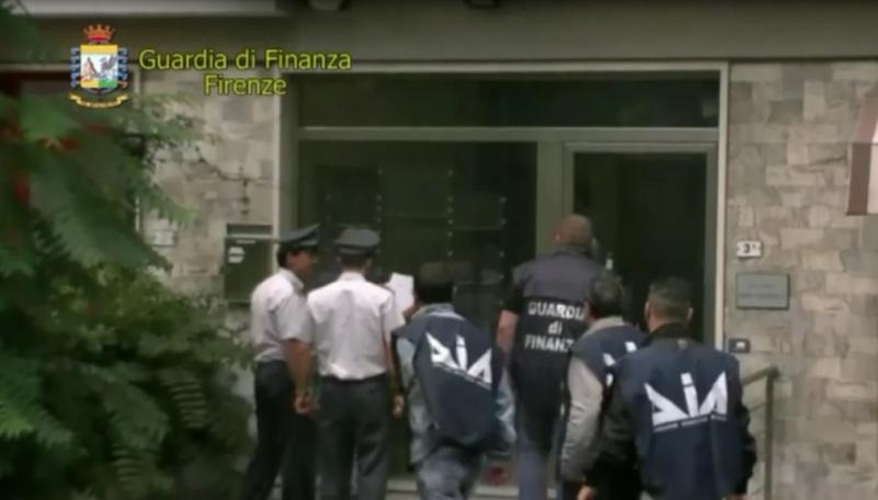 'Ndrangheta: sequestrati beni 43,8 mln di euro tra Toscana e Calabria – 5 arresti
