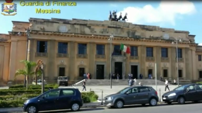 """Operazione """"Pacta Servanda Sunt"""" arresti eccellenti presso l'Università di Messina per peculato, concussione, abuso d'ufficio e falso."""