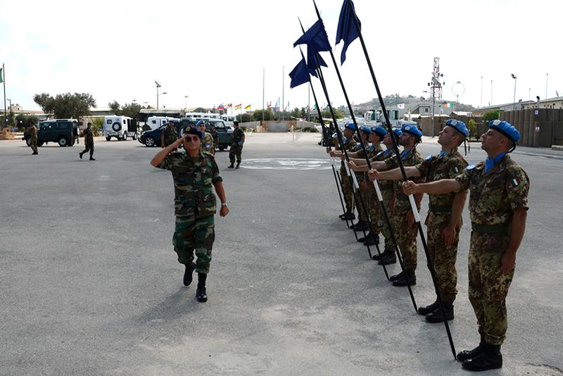 Visita al Settore Ovest di UNIFIL