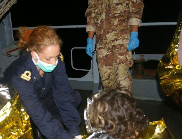 Marina Militare: il soccorso e la salvaguardia della vita umana nel Canale di Sicilia da gennaio ad oggi
