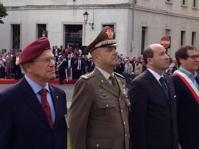 XXVI Raduno dell'Associazione Nazionale Paracadutisti d'Italia