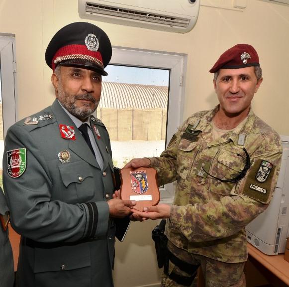 Colonnello Moamhammandi e colonnello Demontis_1