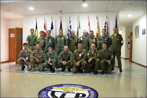 Concluso il TLP flying course 2013-5 --